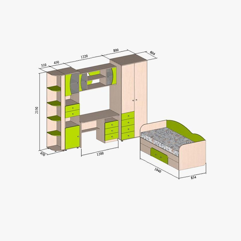 """Стол """"юнит - серия юнит - каталог - areal мебель в екатеринб."""